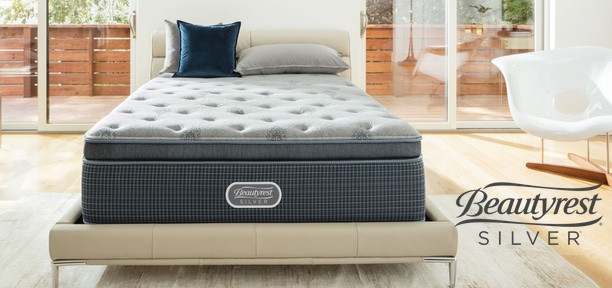 simmons beautyrest silver hybrid collection - Beautyrest Hybrid
